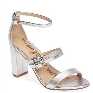 Sam Edelman Tammie Ankle Strap Sandals NWOT